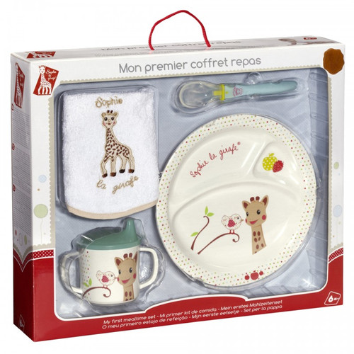 Sophie the Giraffe My First Meal Set