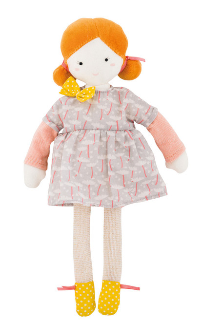 """Moulin Roty Les Parisiennes Mademoiselle Blanche """"New Look"""""""