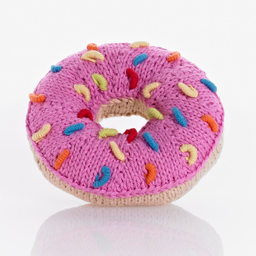 Pebble Pink Donut