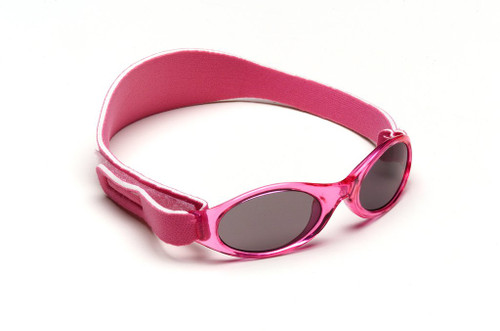 Baby Banz Ultimate Polarized Sunglasses Pink