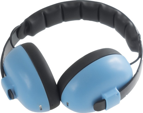 Baby Banz Blue SAFE 'N SOUND EARBANZ+BLUETOOTH 0-2