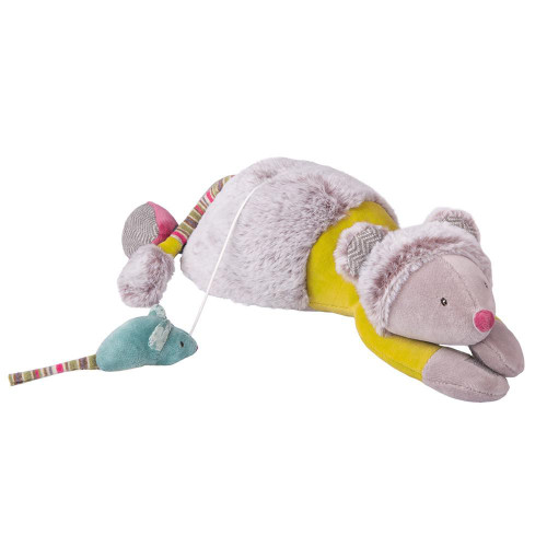Moulin Roty Musical Cat and Mouse Doll