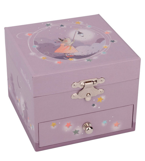 Moulin Roty Il ƒtait Une Fois Muscal Jewelry Box