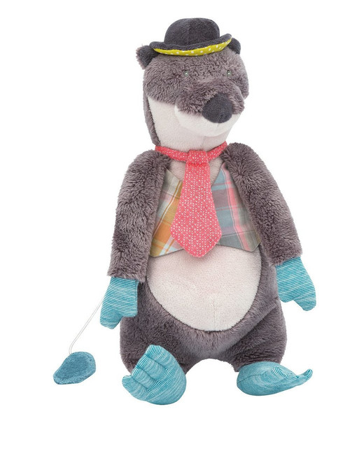 Moulin  Roty Musical Otter doll