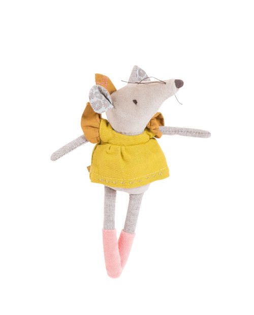 Moulin Roty Lisette the mouse Le voyage d'Olga