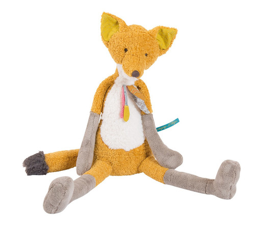Moulin Roty Chaussette the large fox Le voyage d'Olga
