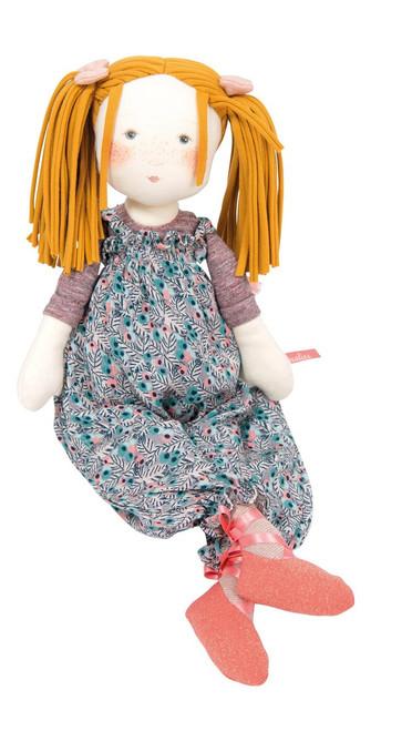 Moulin Roty Violette rag doll