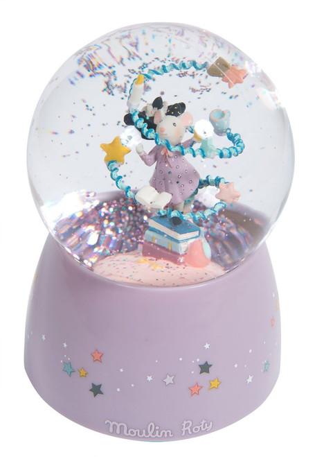 """Moulin Roty """"Il Žtait une fois """" Snow Globe"""
