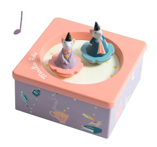 Moulin Roty Music Box Il eatait Une Fois