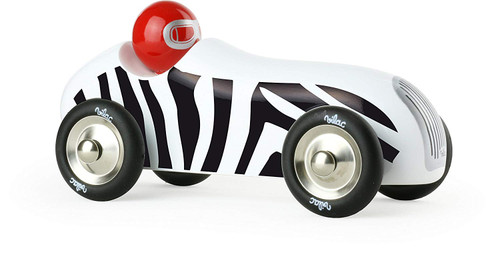 Vilac Old Sport Car Zebra