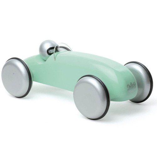 Vilac Large Wooden Speedster Car in Mint by Vilac