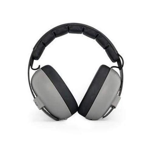 Baby Banz Grey  SAFE 'N SOUND EARBANZ+BLUETOOTH 0-2