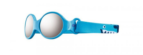 Julbo Loop S Sunglasses 0-18 months Turquoise/Sky Blue Spectron 4