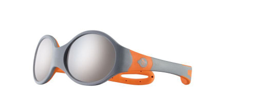 Julbo Loop L Sunglasses 3-5 Dark Gray/ Orange