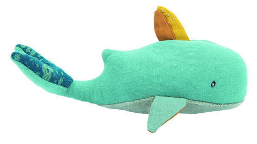 Moulin Roty Josephine the Whale rattle