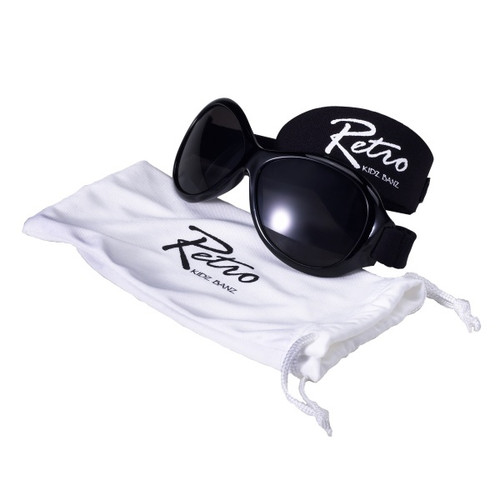 Banz Black by Baby Banz Sunglasses Ages 2-5