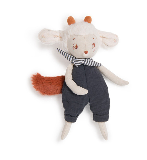 """Moulin Roty Nuage the sheep """"Apres la pluie"""" 9 inches"""