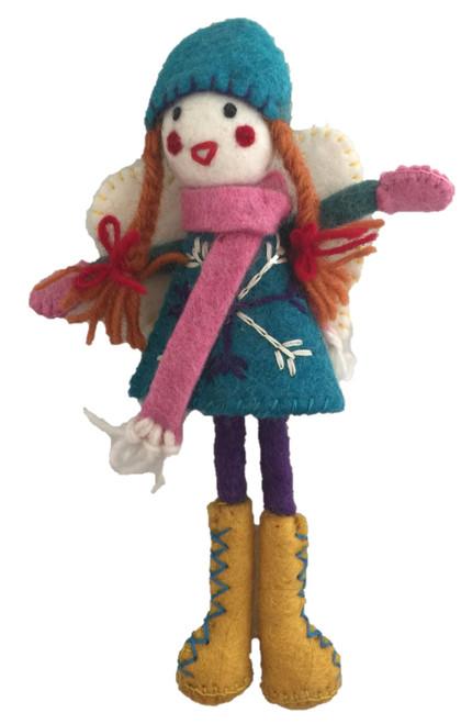Papoose Dolls Fairy Pair