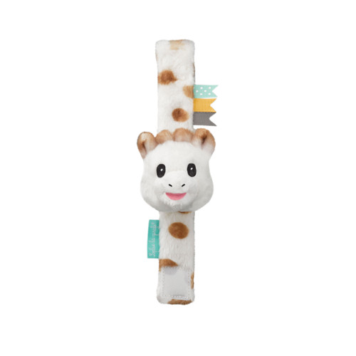 Sophie the Giraffe Sweetie Strap Rattle