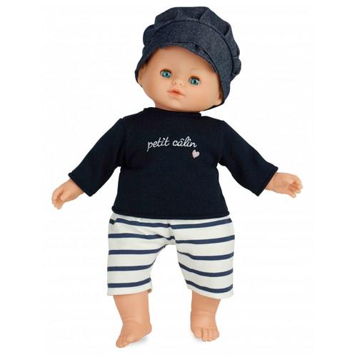 Petitcollin Baby doll Petit C‰lin 36 cm, soft, Paul