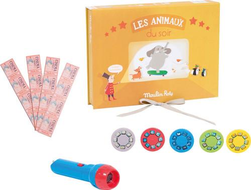 Moulin Roty Les Histoires du Soir - Animal Cinema Box