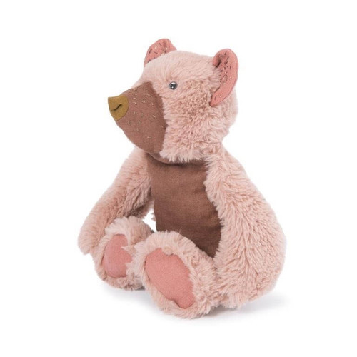 """Moulin Roty Rendez vous Chemin Du Loup Small Pink Bear """"Aubepine"""""""
