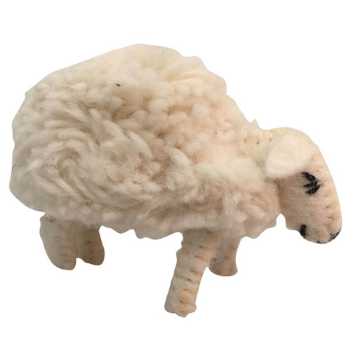 Papoose Felt Animals - Sheep with Removable Coats