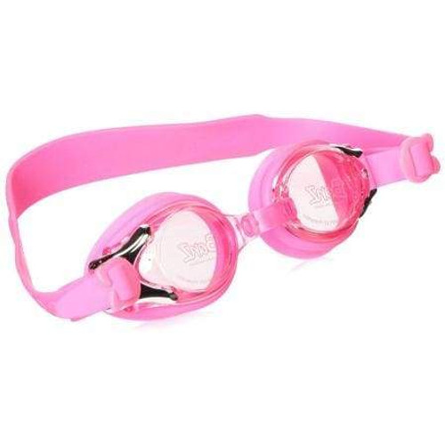 Banz Kids Swim Goggles Pink 3+ 100% UV Protection