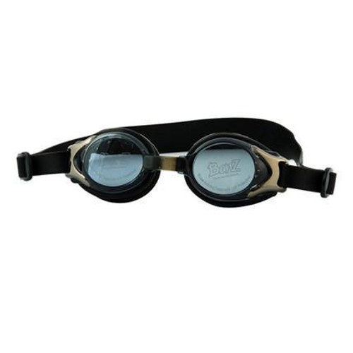 Banz Kids Swim Goggles Black 3+ 100% UV protection