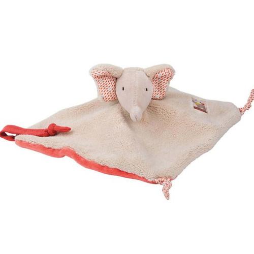 Moulin Roty Elephant Lovey Les Papoum
