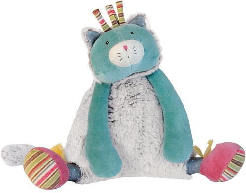 Moulin Roty Musical Very Soft Cat Les pachats