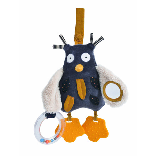 Moulin Roty Les Moustaches - Activity Owl