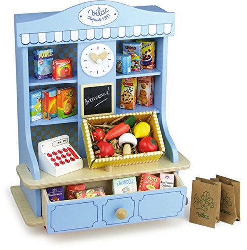 Vilac Grocery Store Development Toy, Little