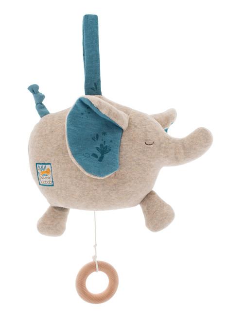 Moulin Roty Sous Mon Baobab - Musical Elephant