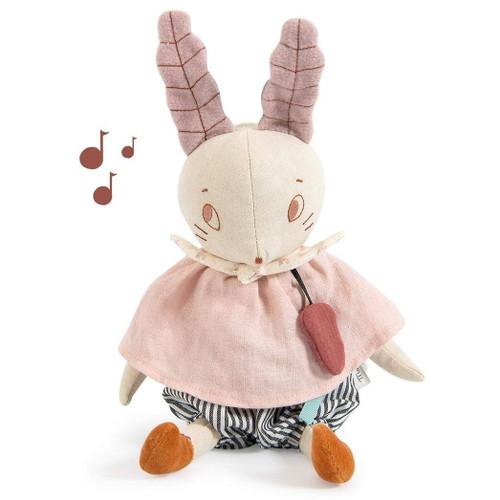 Moulin Roty Après la Pluie Musical Rabbit