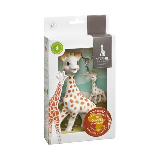 "Sophie La Girafe Save the Giraffes Gift Set ""Sophie the Giraffe"""