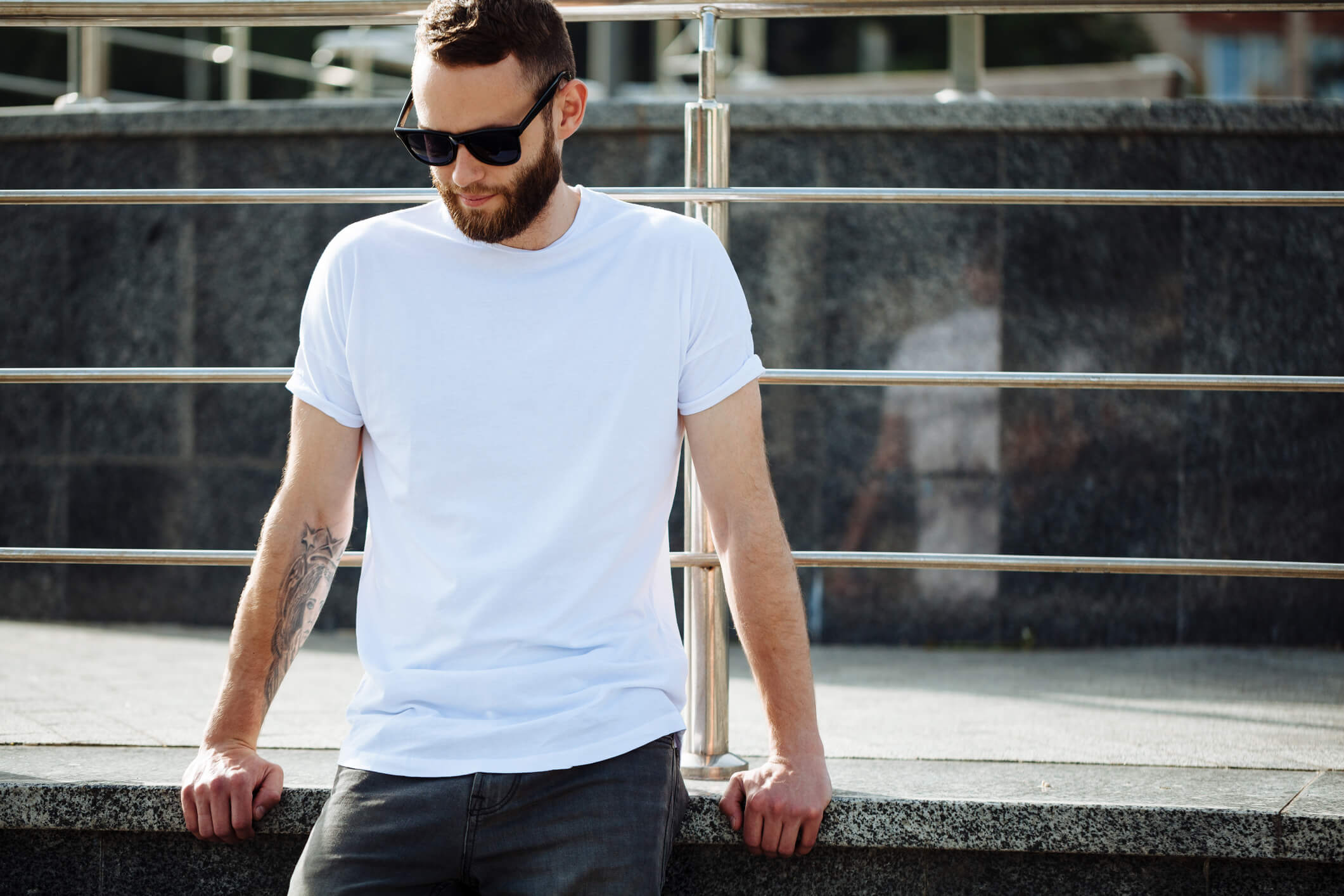 489adde98d5f The Best Shirts to Stop Sweating - Thompson Tee