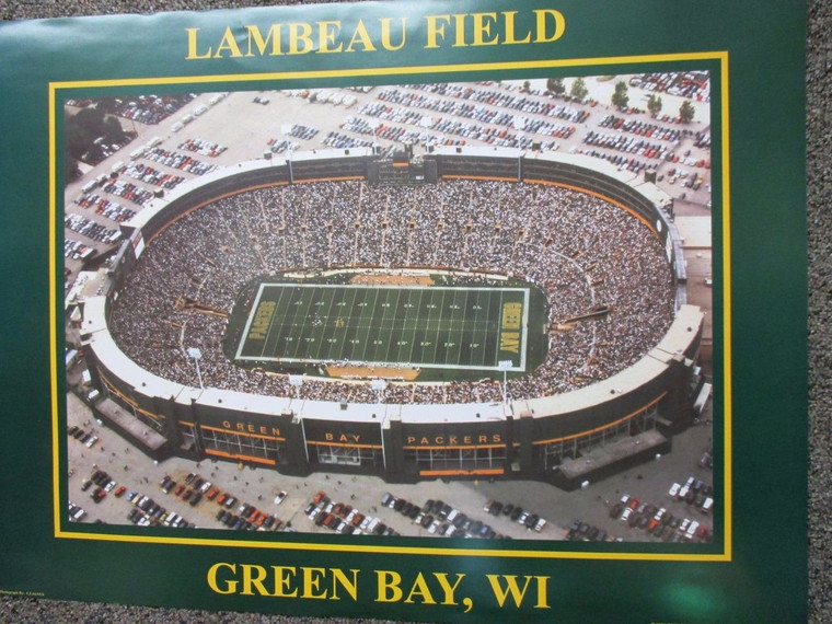 Green Bay Packers Lambeau Field Green Bay WI Photo BUY 4 GET 1 FREE