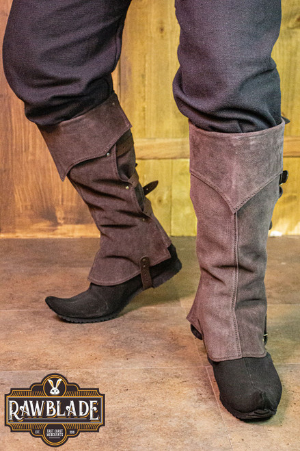 Ranger Poulaines, brown