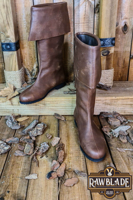 Neverman Adventurer Boots Leather - Brown