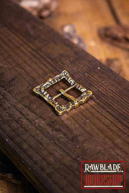 Galahad Buckle Gold