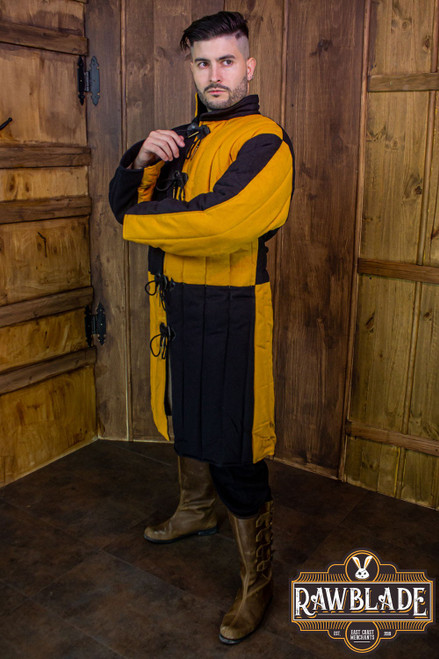 Henry Gambeson Complete - Yellow / Black