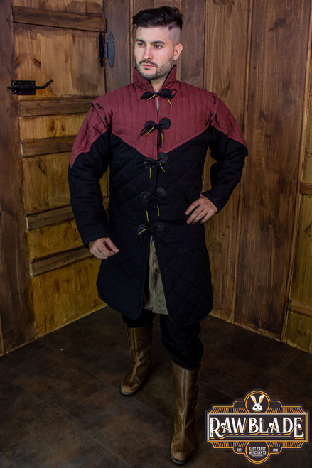 Uther Gambeson Complete - Black/Red