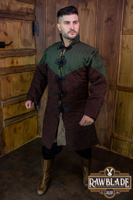 Uther Gambeson Complete - Green/Brown