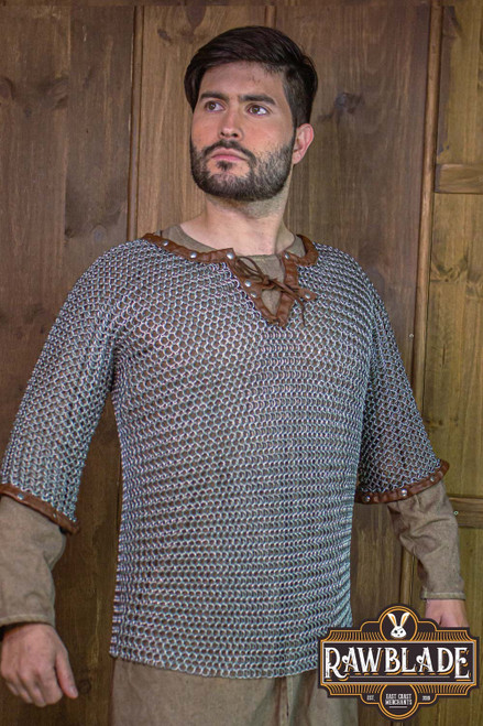 Wiliam Steel Chainmail by [product_brand] for €120.9 | Shop on Avothea Store