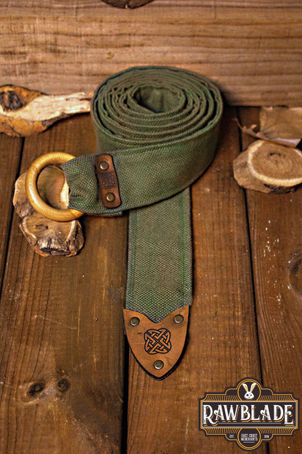 Etain Belt - Green by [product_brand] for €15.6   Shop on Avothea Store