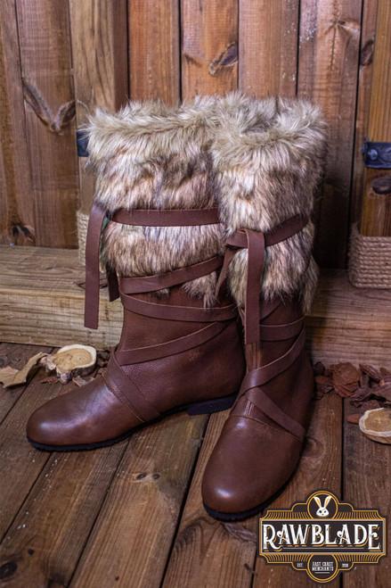 Cymmerian Boots