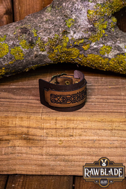 Earwen Leather Bracelet