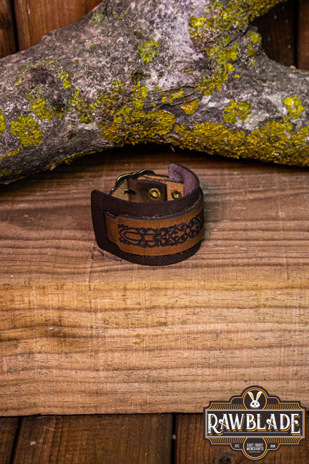 Elbereth Leather Bracelet