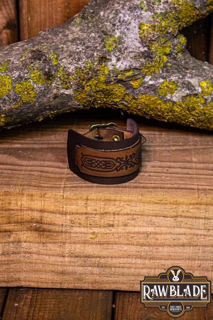 Feanor Leather Bracelet